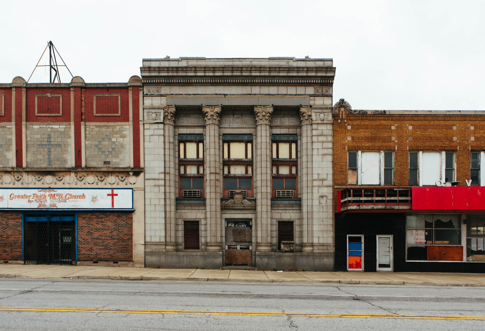 city-of-gary-vacant-bank-building