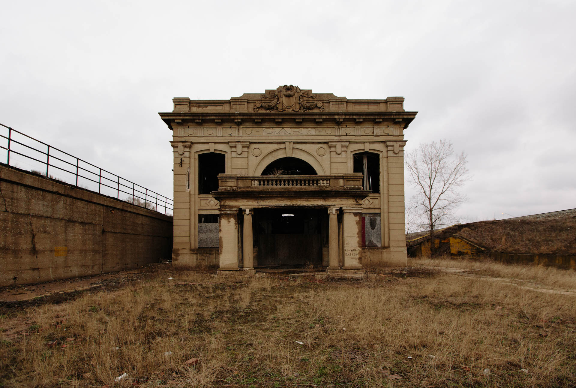 gary-union-railroad-station