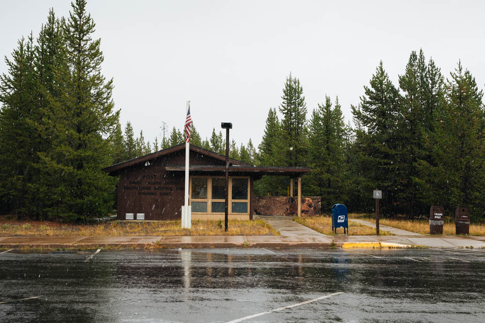 Grant Village Station, Yellowstone National Park, Wyo. 82190