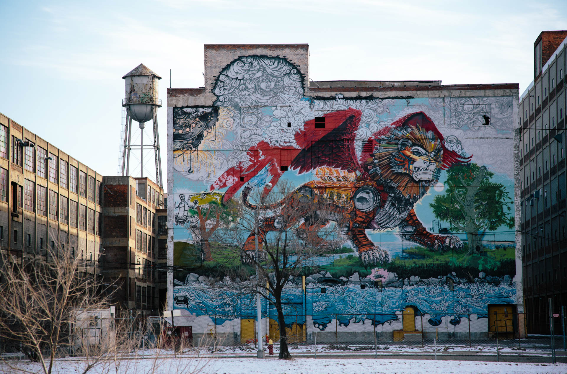 large-graffiti-wall-machine-lion-detroit